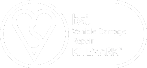 BSI Vehicle Damage Repair Kitemark Approved